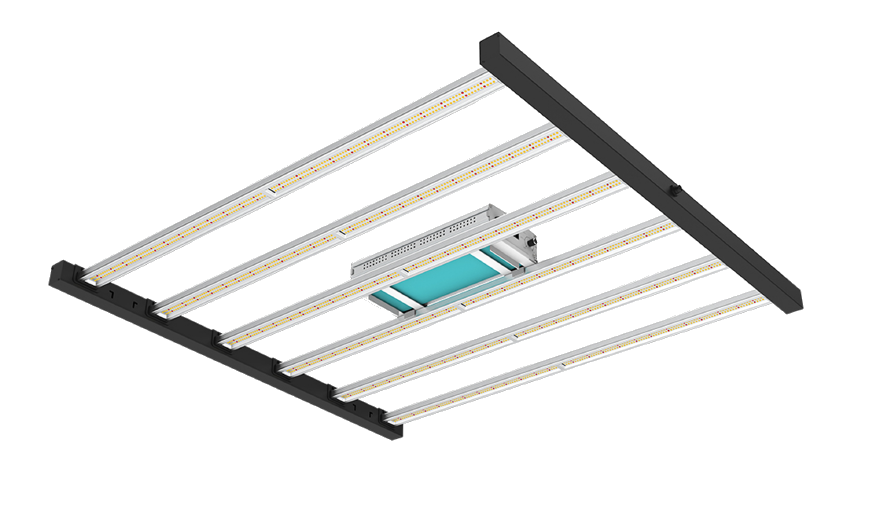 LED grow light QUANTUM series for commercial cultivation high ppf high efficacy